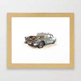 Lexington 55 #4 Framed Art Print