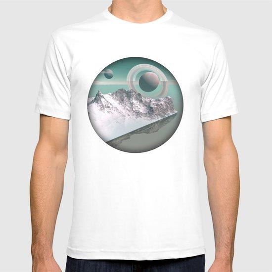 celestial horizon T-shirt