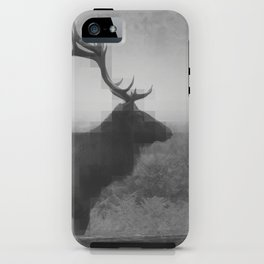 Mystic Elk iPhone Case