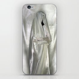 "say no to patriarchy / ""the nun"" iPhone Skin"