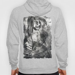 The Sweet Embrace Of Death Hoody