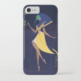 Goddess Thoth iPhone Case