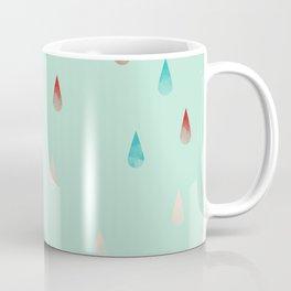 Raindrop Repeat Coffee Mug