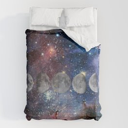 Cosmic Celestial Cycle Comforters
