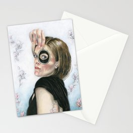 Lover's Eye Stationery Cards