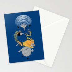 FAT'astic 4 Stationery Cards