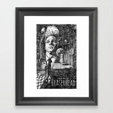 Eraserhead Movie Poster Framed Art Print