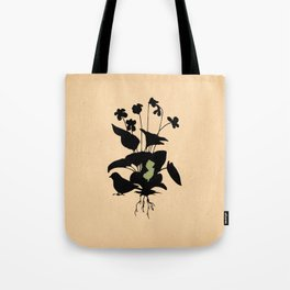 New Jersey - State Papercut Print Tote Bag