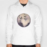 enerjax Hoodies featuring Pluto - I love myself by enerjax