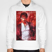 bill Hoodies featuring Bill Compton by Sirenphotos