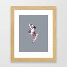NOT Lost Pleiad Framed Art Print