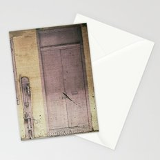 Vintage Facade Stationery Cards