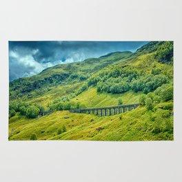 Scotland Landscape Rug