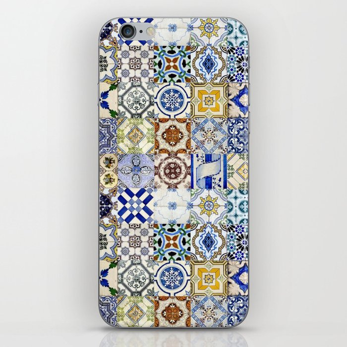 Tiled Up! iPhone Skin