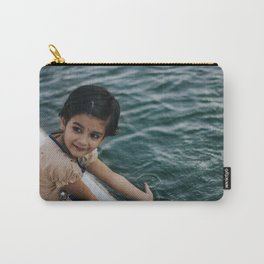 Girl in Jama Masjid Carry-All Pouch