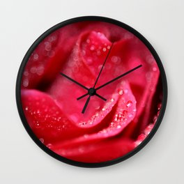 First Kiss... Wall Clock