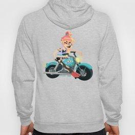 REN! - Biker Babe Hoody