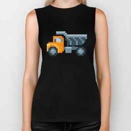 Pixel Truck Biker Tank