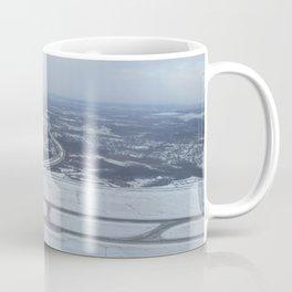 Detroit Wayne Metro Airport Coffee Mug