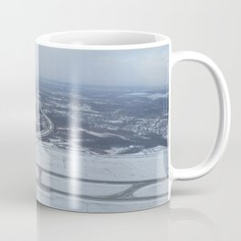 Detroit Wayne Metro Airport Coffee Mug