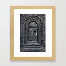 The Old Pen Framed Art Print