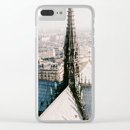 Spire - film Clear iPhone Case