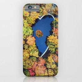 Julie's Pond iPhone Case