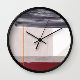 Greyone Wall Clock