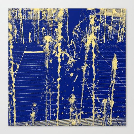 Mas Agua Canvas Print