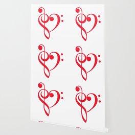 Music Heart Wallpaper