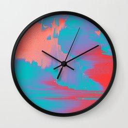 Hell of a Season Wall Clock