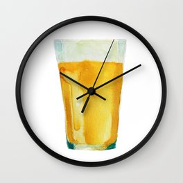 For the love of Beer! Wall Clock