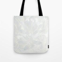 Shiny flower Tote Bag