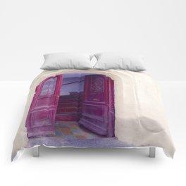 Red Door Comforters