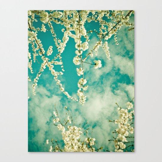 Joyful Canvas Print