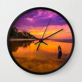 Straddie Wall Clock