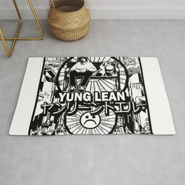 Yung Lean - Yoshi City Rug