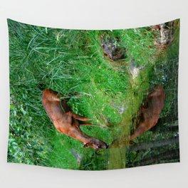 Little roe deer Wall Tapestry