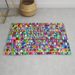 Decorative Colors Rug