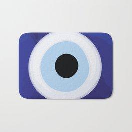 Evil Eye Bath Mat