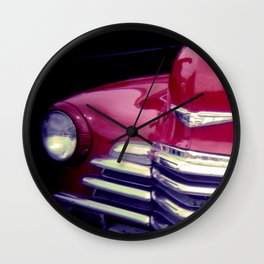 ChevySedanDelivery Wall Clock