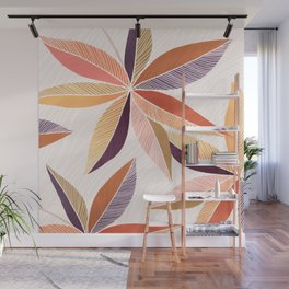 Japanese Maple / Autumn Palette Wall Mural