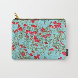 Not Enough Flowers #society6 #decor #buyart Carry-All Pouch
