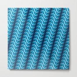 Op Art 144 Metal Print