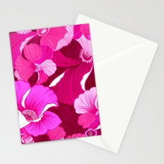 Pink for Poppies Stationery Cards