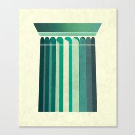 Doric Canvas Print