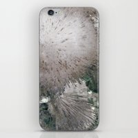 furry iPhone & iPod Skins featuring Furry Crystal  by Rem N