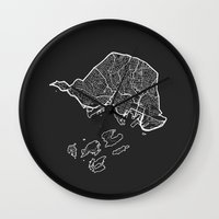 oslo Wall Clocks featuring OSLO by Nicksman