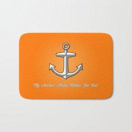 Anchors Aweigh! Bath Mat