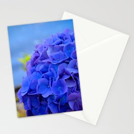 True Blue by Teresa Thompson Stationery Cards
